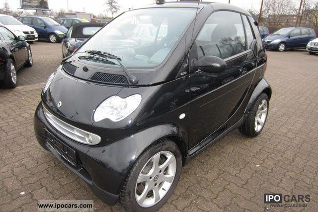 2005 Smart Fortwo Cdi Pulse Car Photo And Specs