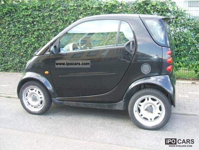 2007 smart smart fortwo pure coupe car photo and specs. Black Bedroom Furniture Sets. Home Design Ideas
