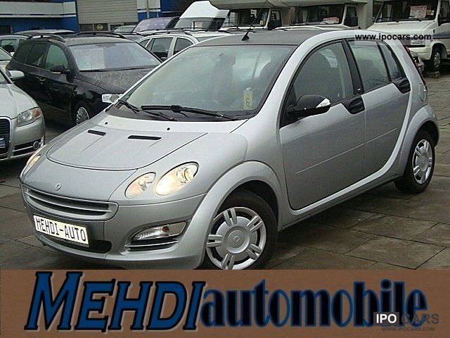 2005 Smart  Forfor aircon *. * City * Power * Landscaped 2.-H. Small Car Used vehicle photo