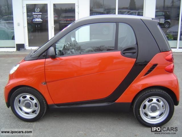 2008 smart smart fortwo cdi pure fortwo dpf air car. Black Bedroom Furniture Sets. Home Design Ideas