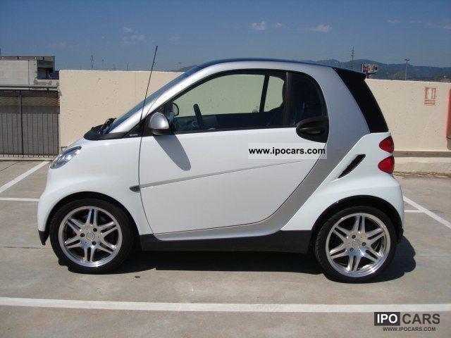 2009 smart forfour car photo and specs. Black Bedroom Furniture Sets. Home Design Ideas