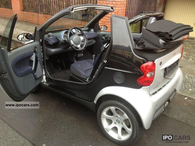 2006 smart smart cabrio soft touch pulses sport servo. Black Bedroom Furniture Sets. Home Design Ideas