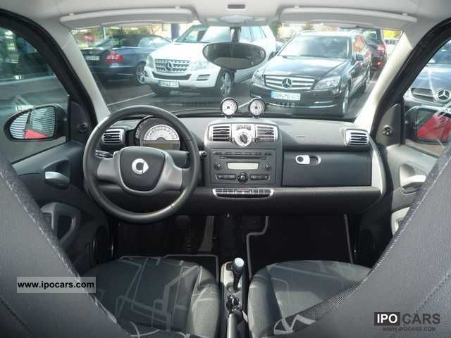 Kia Of Union City >> 2010 Smart fortwo passion (air) 62 KW - Car Photo and Specs
