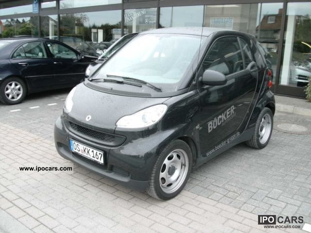 2010 smart fortwo pure coupe cdi dpf radio air car photo and specs. Black Bedroom Furniture Sets. Home Design Ideas