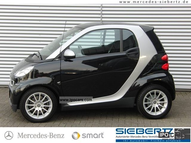 Union City Nissan >> 2010 Smart fortwo coupe passion micro hybrid air - Car Photo and Specs