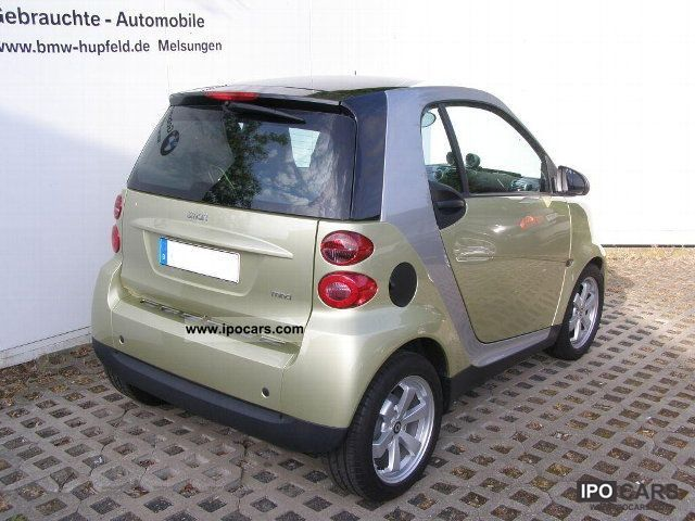 Smart  Soft Touch Air SHZ MP3 2010 Hybrid Cars photo