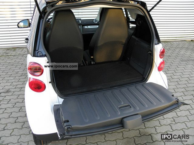 2011 Smart 52 Kw Smart Mhd Sitzh Softouch Car Photo