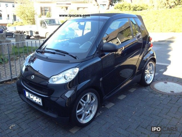 2008 smart brabus cabriolet f1 bluetooth car photo and specs. Black Bedroom Furniture Sets. Home Design Ideas