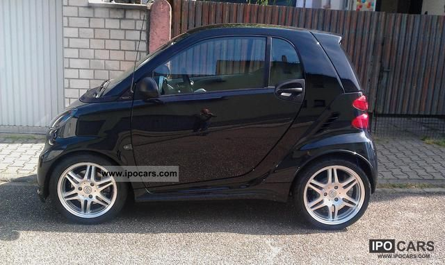 2010 smart brabus xclusive ps 190 117 km h np 22 700. Black Bedroom Furniture Sets. Home Design Ideas