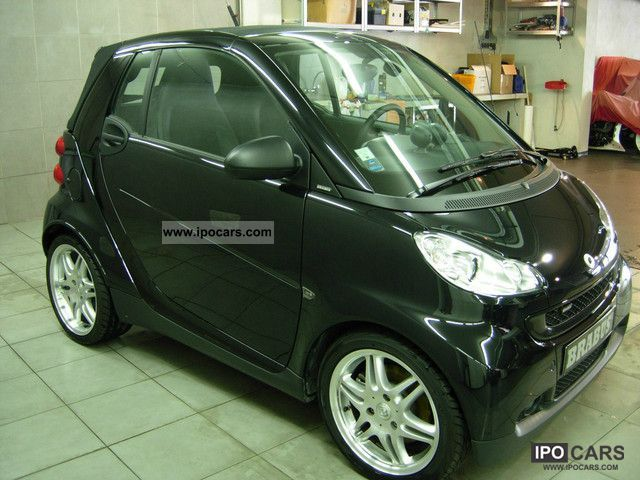 2009 smart brabus cabrio 1 0 98ch car photo and specs. Black Bedroom Furniture Sets. Home Design Ideas