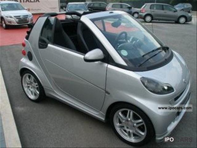 2009 smart roadster brabus cabrio exclusive f1 car photo. Black Bedroom Furniture Sets. Home Design Ideas