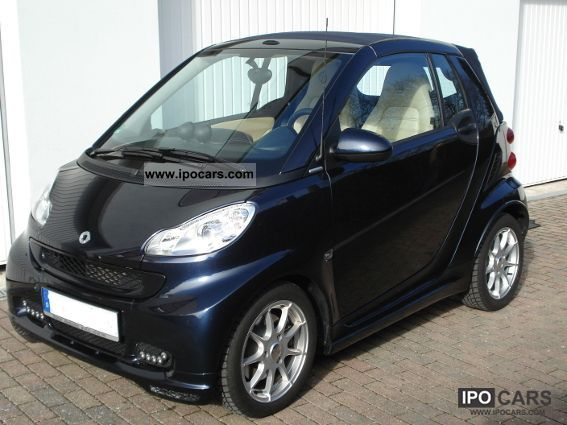 2011 smart brabus cabriolet tailor made edition car photo and specs. Black Bedroom Furniture Sets. Home Design Ideas