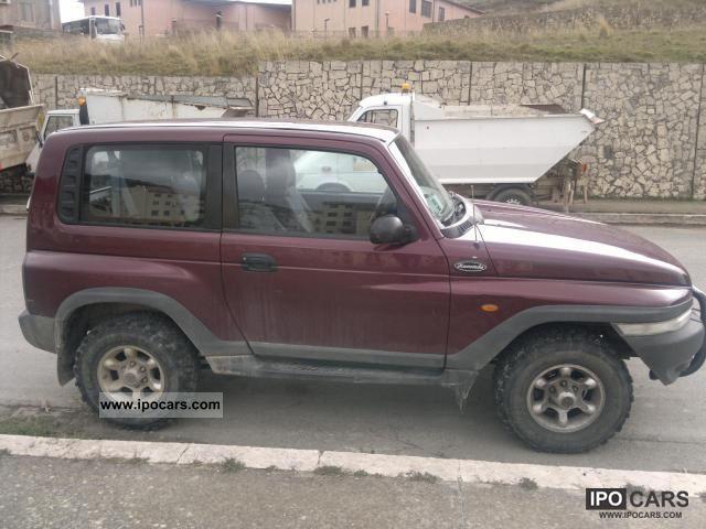 ssangyong korando 2 car - photo #13