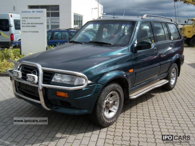 4x4 musso: