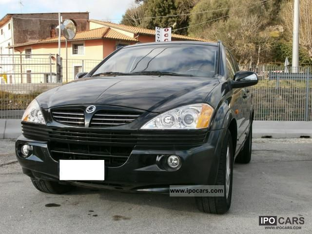 2006 Ssangyong  Kyron Kyron 4WD Xdi s Other Used vehicle photo