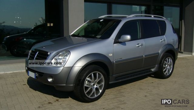 ssangyong vehicles with pictures (page 14) GB93