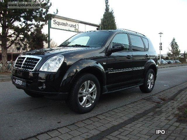 2012 ssangyong rexton xvt sapphire auto 2 7 4wd car. Black Bedroom Furniture Sets. Home Design Ideas