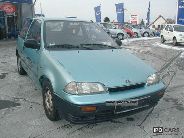 1996 Subaru  Justy 1.3 GX 4WD Small Car Used vehicle photo