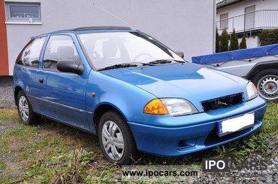1998 Subaru  Justy Other Used vehicle photo