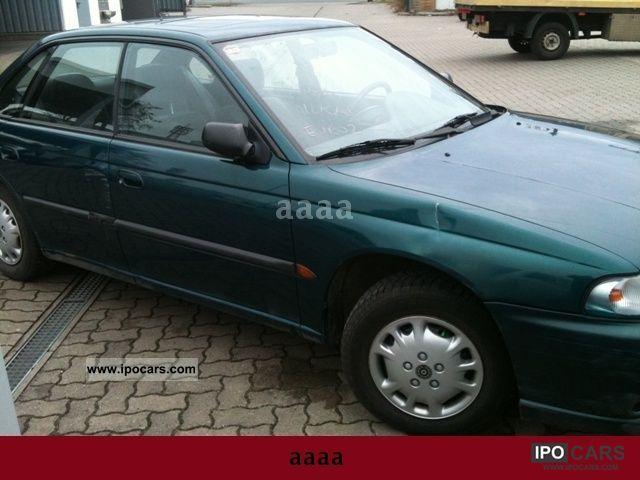 1998 Subaru  Legacy Limousine Used vehicle photo
