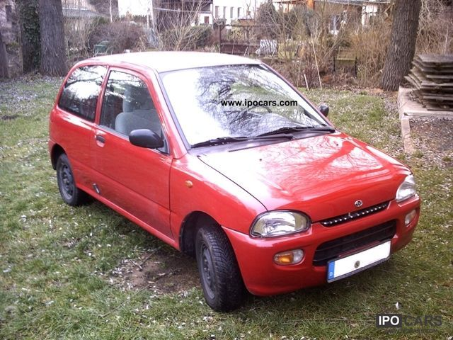 1995 Subaru  Vivio Small Car Used vehicle photo