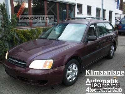 2001 Subaru  Legacy 2.5 4WD Automatic Export-Price: 2.000,00 € Estate Car Used vehicle photo