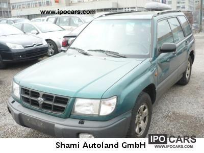 2001 Subaru  Forester 2.0 GL Estate Car Used vehicle photo