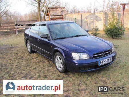 1999 Subaru  Legacy Other Used vehicle photo