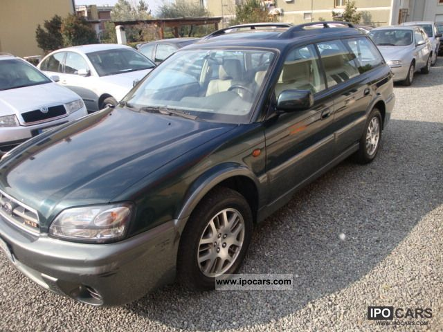 2002 subaru outback 3 0 209cv car photo and specs. Black Bedroom Furniture Sets. Home Design Ideas