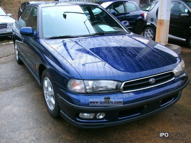 1996 Subaru  2.5GX Legacy 4WD, checkbook, leather, climate Limousine Used vehicle photo
