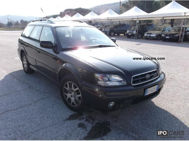 2001 subaru outback h6 3 0 car photo and specs. Black Bedroom Furniture Sets. Home Design Ideas