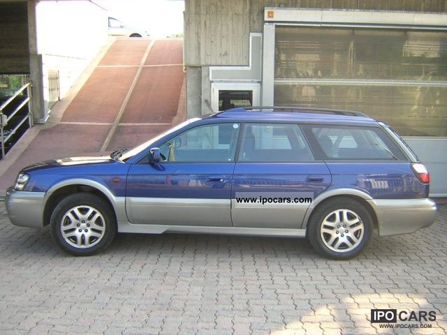 2002 subaru outback 2 5 awd car photo and specs. Black Bedroom Furniture Sets. Home Design Ideas