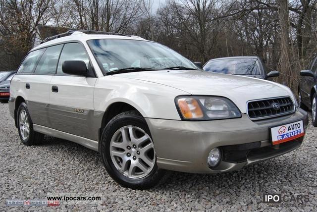 2003 Subaru  Legacy OUTBACK - ZAREJESTROWANY Estate Car Used vehicle photo