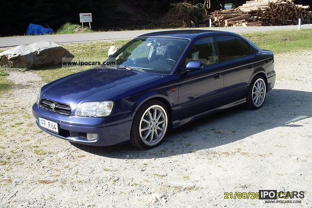 subaru liberty 2004 2.5 manual