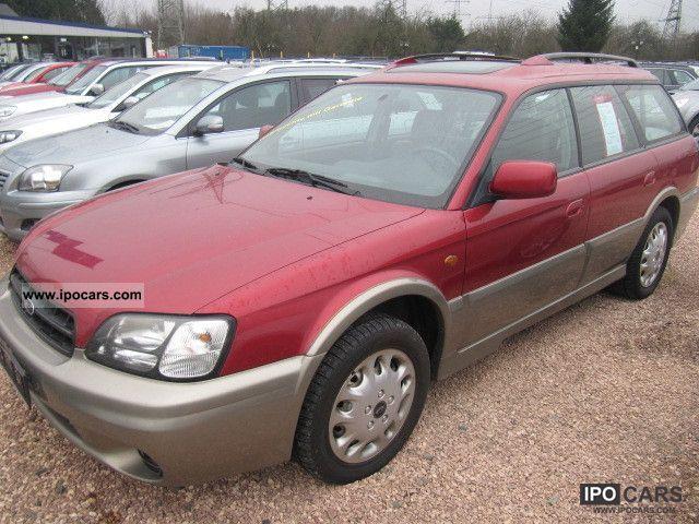 2002 Subaru  Outback 2.5 GX, leather, towbar, checkbook! Estate Car Used vehicle photo