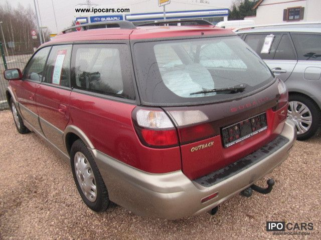 2002 subaru outback 2 5 gx leather towbar checkbook car photo and specs. Black Bedroom Furniture Sets. Home Design Ideas