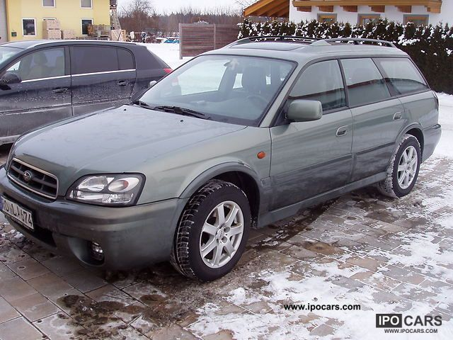 2002 subaru outback 2 5 gx car photo and specs. Black Bedroom Furniture Sets. Home Design Ideas