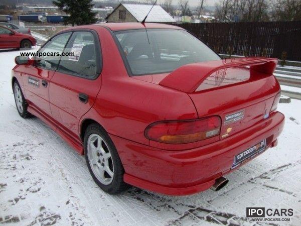 1997 Subaru Nardi Torino Gt Impreza 2 0 Sprzedamgo Car