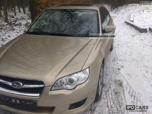 2008 Subaru  Legacy Limousine Used vehicle photo