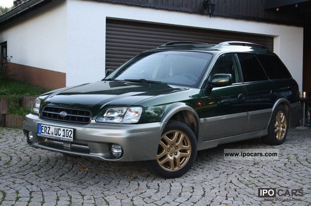 2001 Subaru Outback Custom >> 2001 Subaru Outback 2.5 GX gas plant hitch - Car Photo and Specs