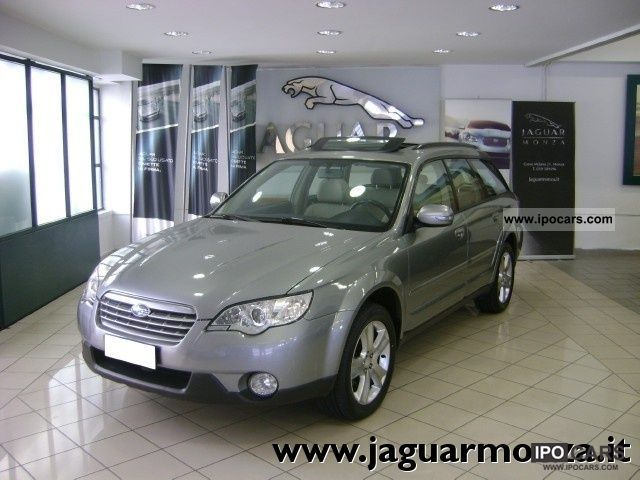 Subaru  OUTBACK 2.5 16V Bi-Fuel Luxury - Iva esposta 2007 Liquefied Petroleum Gas Cars (LPG, GPL, propane) photo