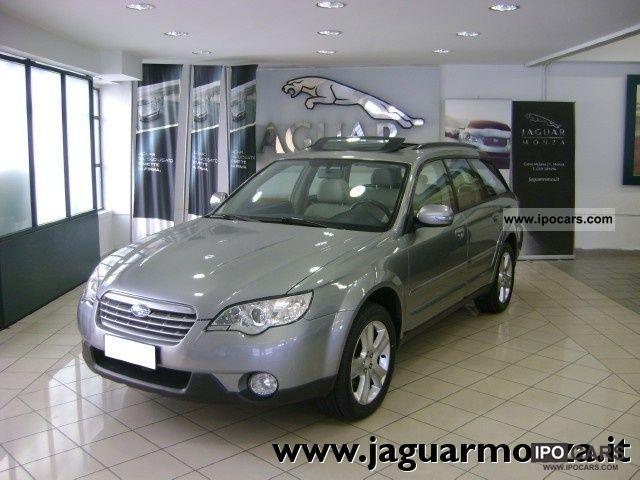 2007 Subaru  OUTBACK 2.5 16V Bi-Fuel Luxury - Iva esposta Estate Car Used vehicle photo