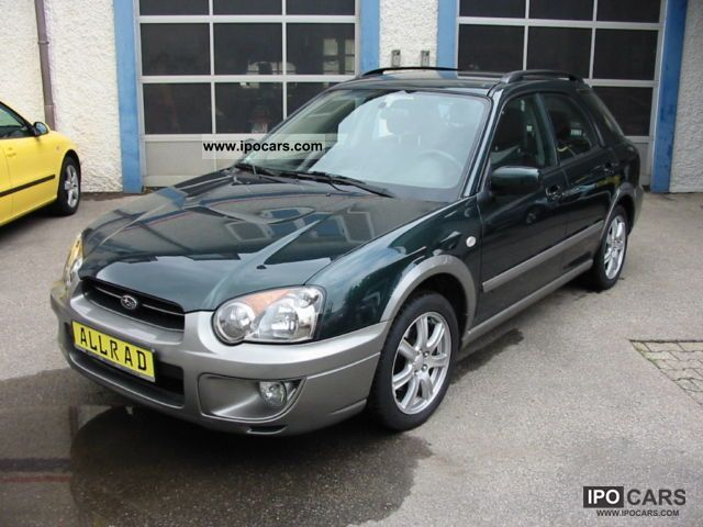 2005 subaru impreza outback sport combi 2 0 with air hitch car photo and specs. Black Bedroom Furniture Sets. Home Design Ideas