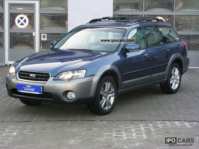 2005 Subaru  OUTBACK 3.0H 250 KM combined VCentrum Estate Car Used vehicle photo