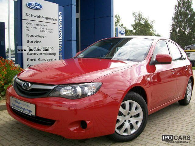 2010 Subaru  Impreza 1.5R Automatic Active Limousine Used vehicle photo