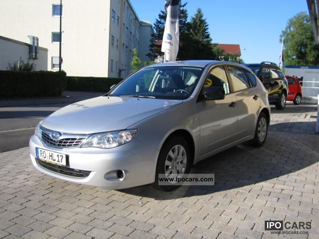 Subaru Front Wheel Drive : Subaru impreza r active front wheel drive car