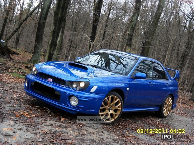 2002 subaru impreza wrx spec c 2 0 car photo and specs. Black Bedroom Furniture Sets. Home Design Ideas
