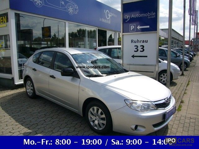 2011 Subaru  Impreza 1.5R Automatic 2WD. /! SPECIAL PRICE! Limousine Pre-Registration photo