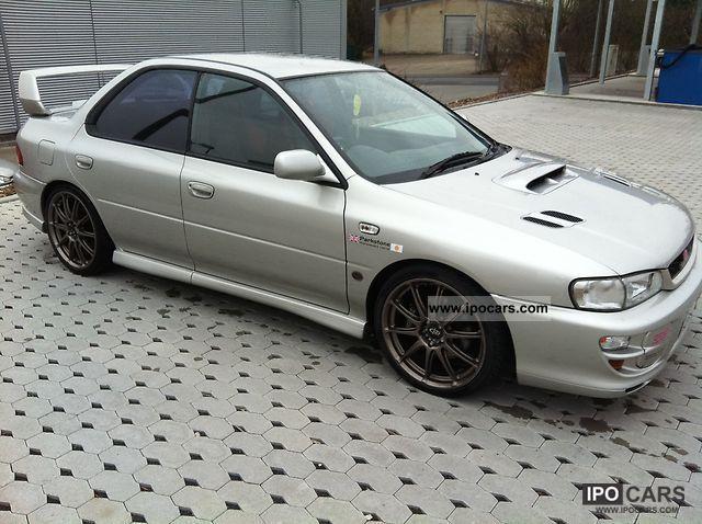 1999 Subaru Wrx Sti Gc8 Like New Condition Last Price