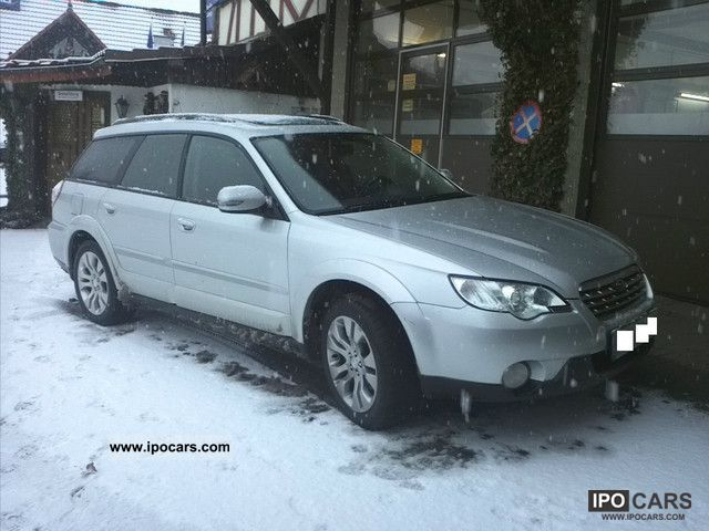2007 Subaru  Outback 3.0R AT. * Standheiz. * AHK * VAT reclaimable Estate Car Used vehicle photo